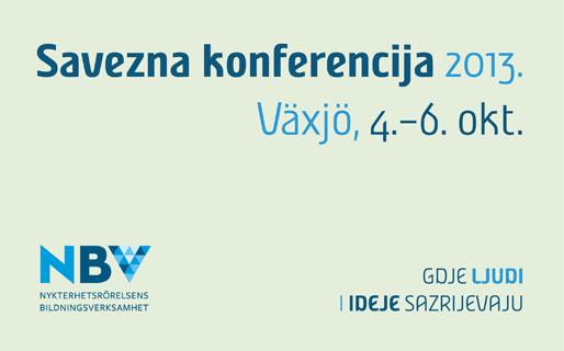 Savezna konferencija NBV-a 2013.