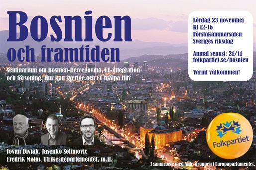 Bosnien och framtiden
