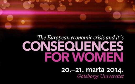 Konferencija: Posljedice ekonomske krize na žene