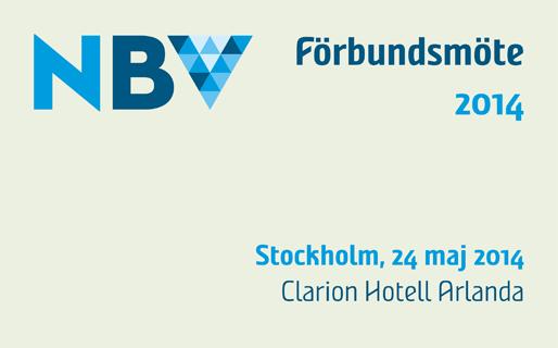 NBV:s Förbundsmöte 2014