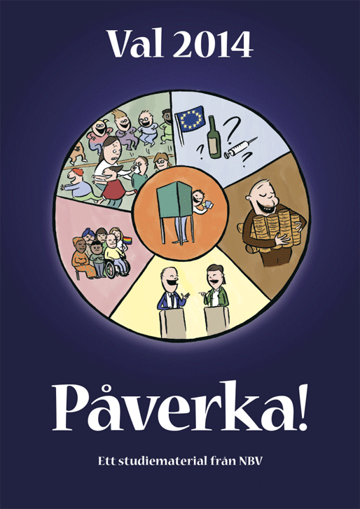 Val 2014 – Påverka!