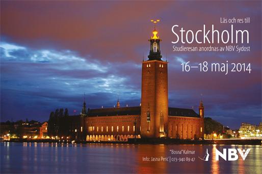 Läs och res till Stockholm