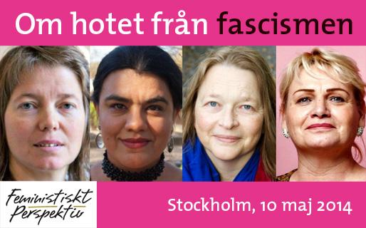 Om hotet från fascismen