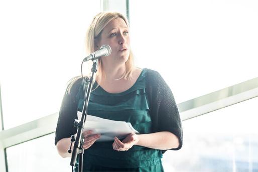 Eygló Harðardóttir (Foto: Hörður Ásbjörnsson )