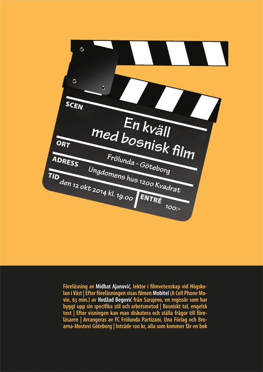 En kväll med bosnisk film