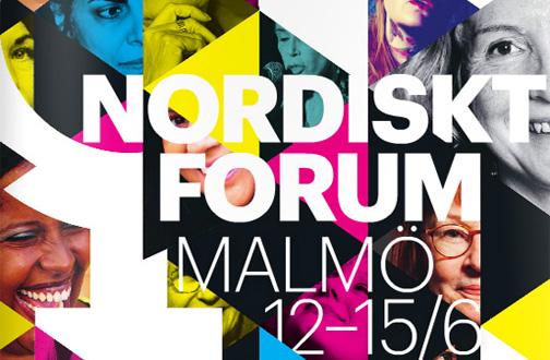 BHKRF på Nordiskt Forum Malmö 2014