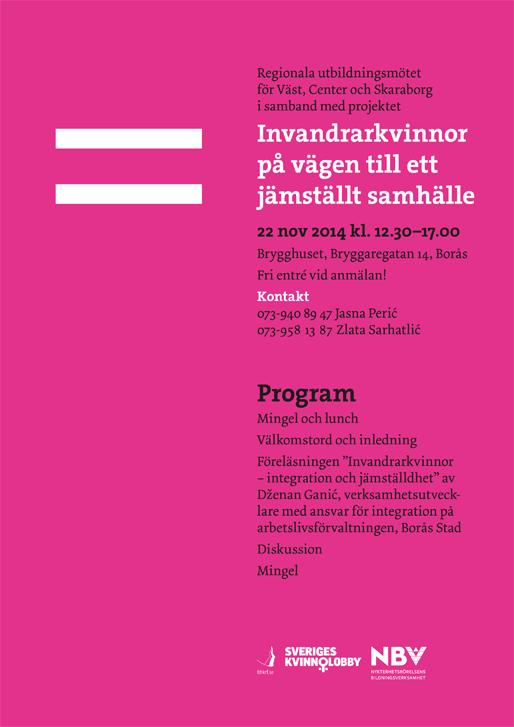 Regionala utbildningsmötet för Väst, Center och Skaraborg