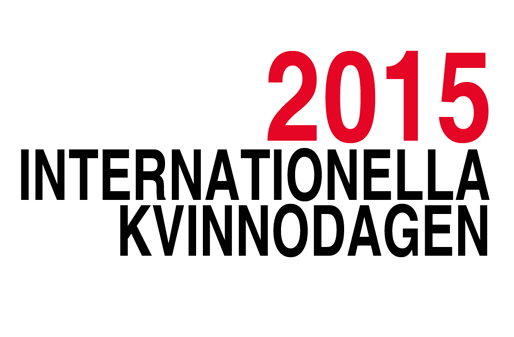 Internationella kvinnodagen 2015