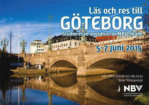 Läs och res till Göteborg