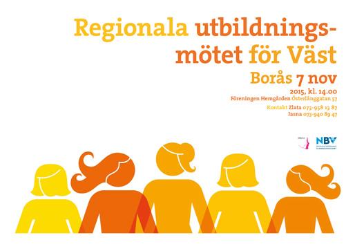 Regionala utbildningsmötet för Väst