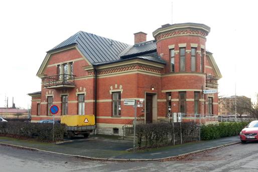 IOGT-NTO Godtemplargården, Skövde