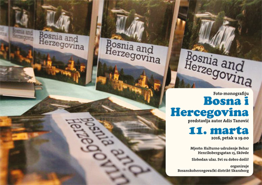 "Foto-monografija ""Bosna i Hercegovina"""