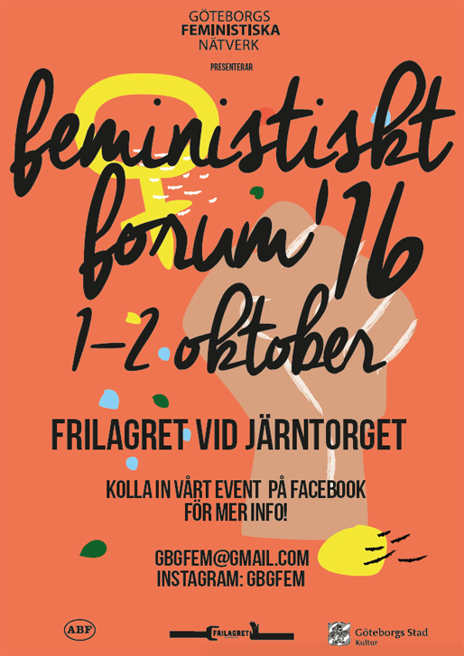 Feministiskt Forum i Göteborg