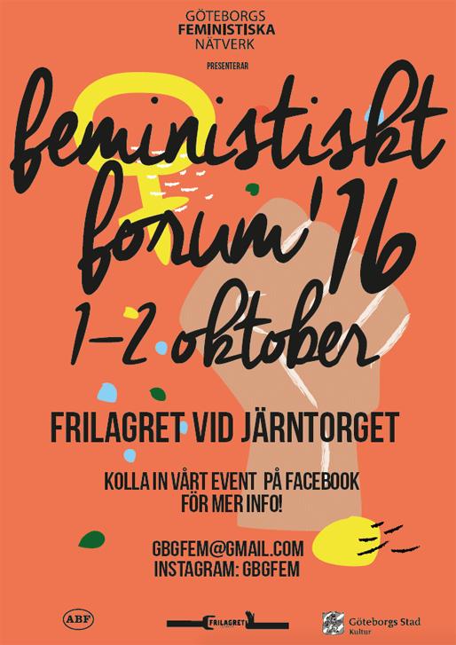 Feministički forum u Göteborgu