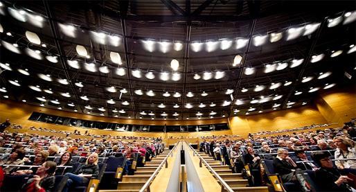 Kongressanläggningen Conventum i Örebro