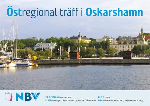 BHKRF:s Östregional träff i Oskarshamn