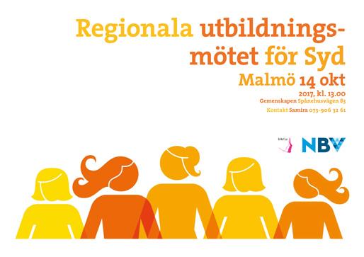 Regionala utbildningsmötet för Syd