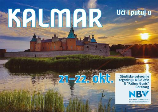 Uči i putuj u Kalmar (iz Göteborga)