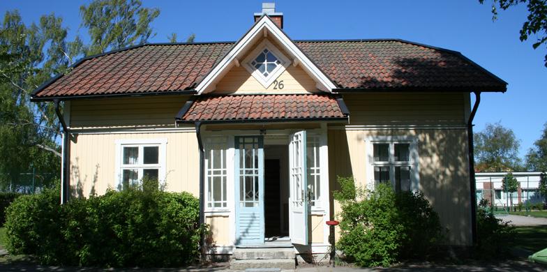 Lidköpings söta gula hörn
