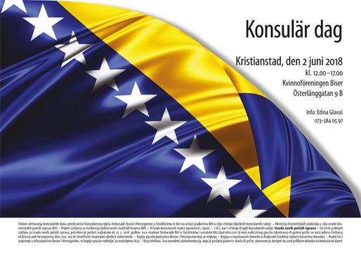 Konsulär dag i Kristianstad