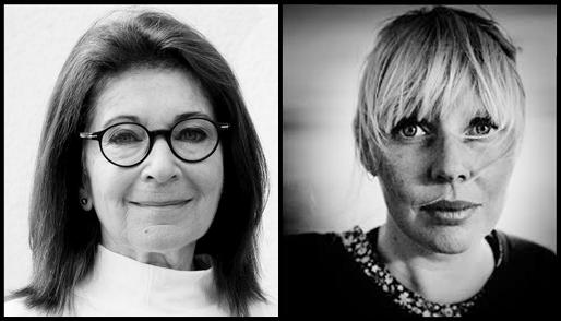 Monica Hirsch, novinarka i književnica, Maja Kristin Nylander, fotografkinja