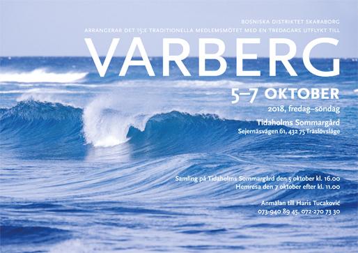Utflykt till Varberg