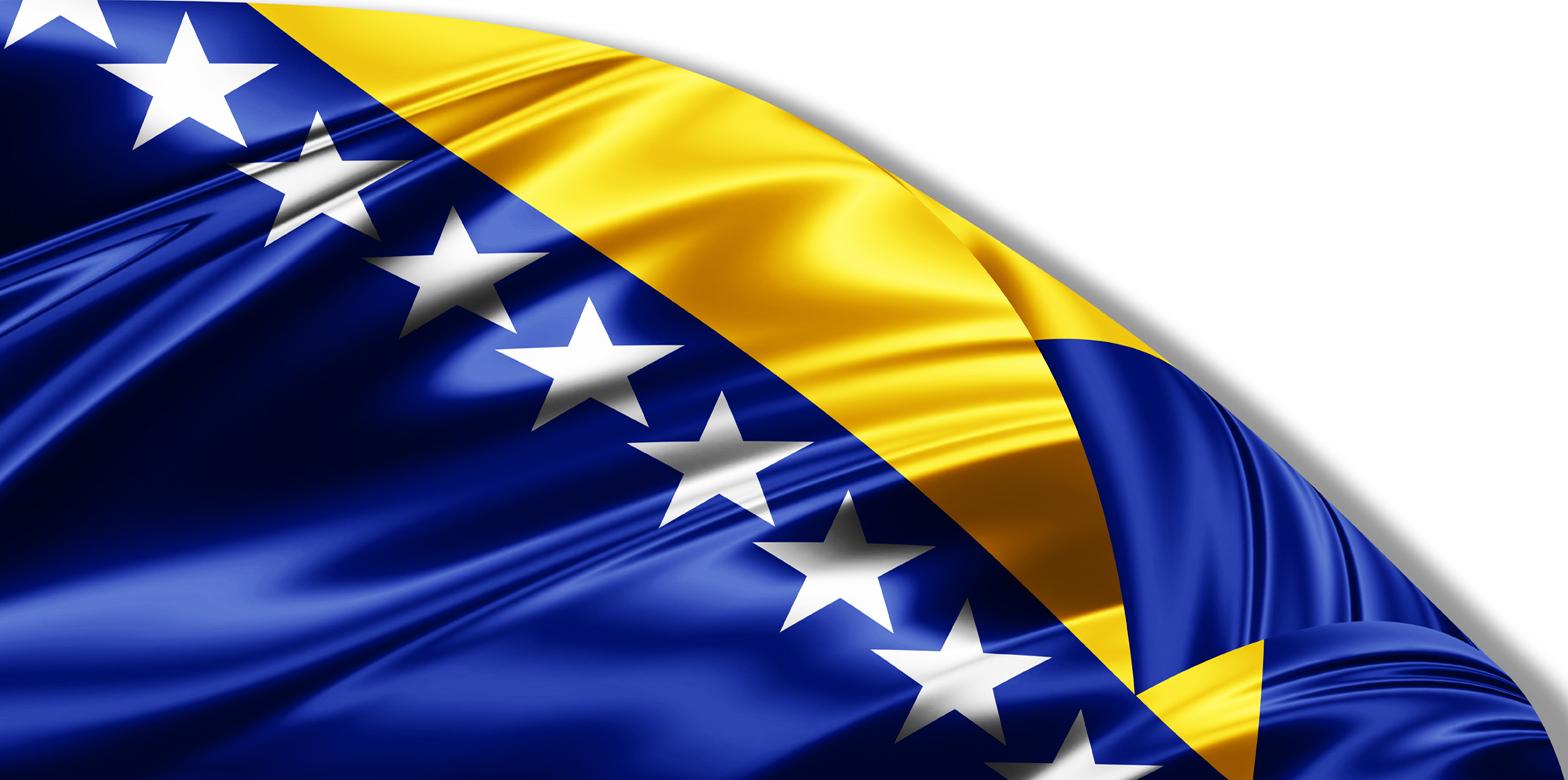 Festligt firande av Bosnien och Hercegovinas självständighetsdag