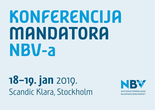 Konferencija mandatora NBV-a 2019.