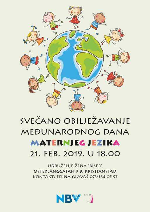 Svečano obilježavanje Međunarodnog dana maternjeg jezika