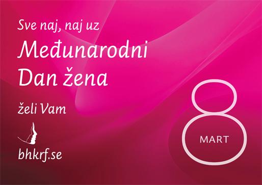 Sve naj, naj uz Međunarodni Dan žena!