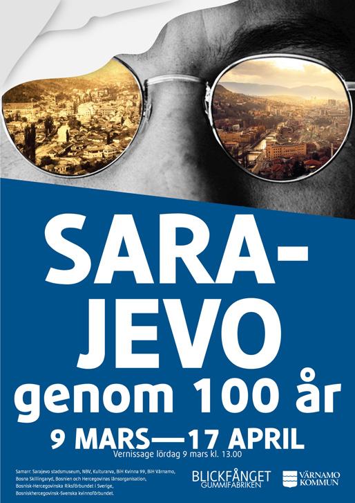 Izložba Sarajevo 1914–2014. u Švedskoj