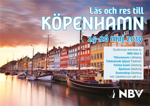 Läs och res till Köpenhamn
