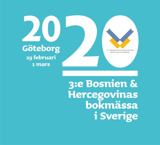 3:e Bosnien och Hercegovinas bokmässa i Sverige