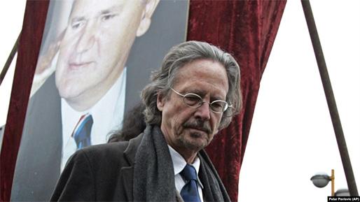 Peter Handke (Foto: Petar Pavlović, AP)