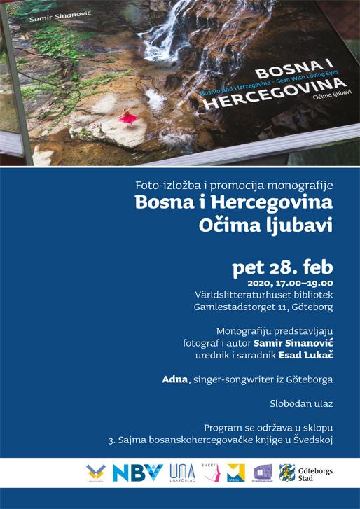 Bosna i Hercegovina – Očima ljubavi