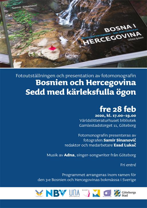 Bosnien och Hercegovina – Sedd med kärleksfulla ögon