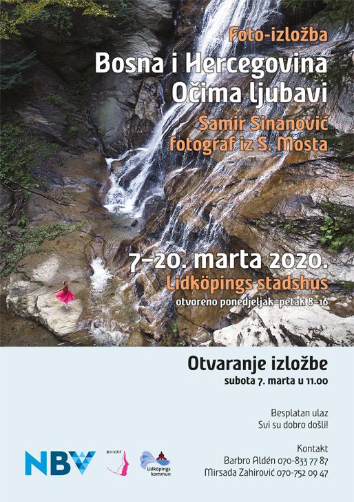"""Foto-izložba """"Bosna i Hercegovina – Očima ljubavi"""" title="""