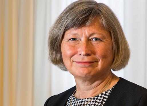 Lena Nyberg, generalna direktorica Agencije za omladinu i civilno društvo (MUCF)