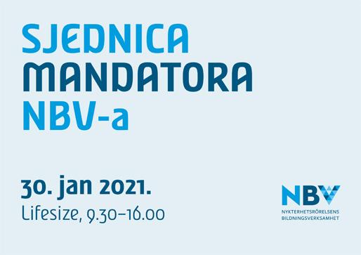 Sjednica mandatora NBV-a 2021.