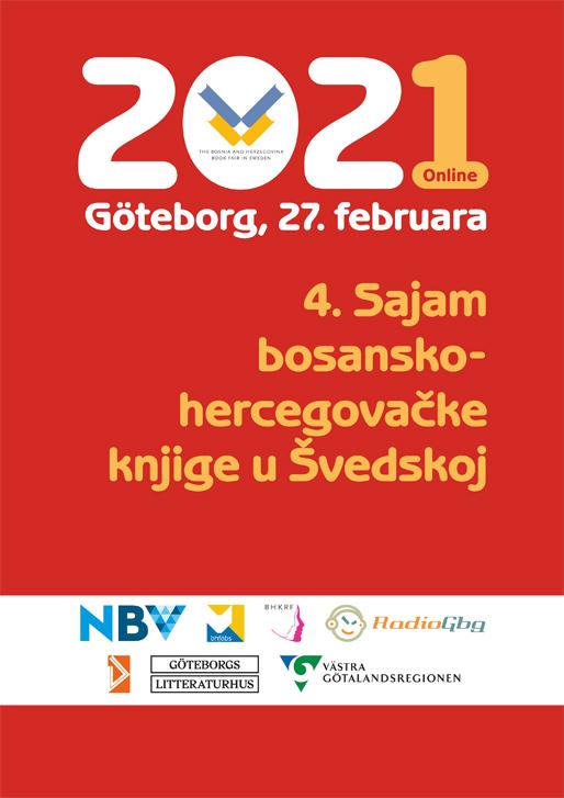 4. Sajam bosanskohercegovačke knjige u Švedskoj