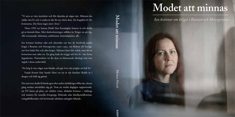 Monica Hirsch: Modet att minnas. Sex kvinnor om kriget i Bosnien och Hercegovina