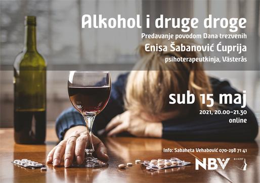 Alkohol i druge droge
