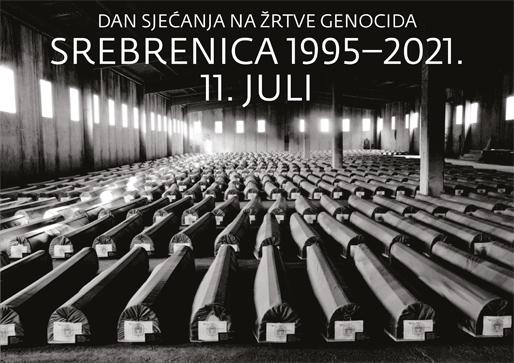 Dan sjećanja na žrtve genocida u Srebrenici (Foto: Tarik Samarah)