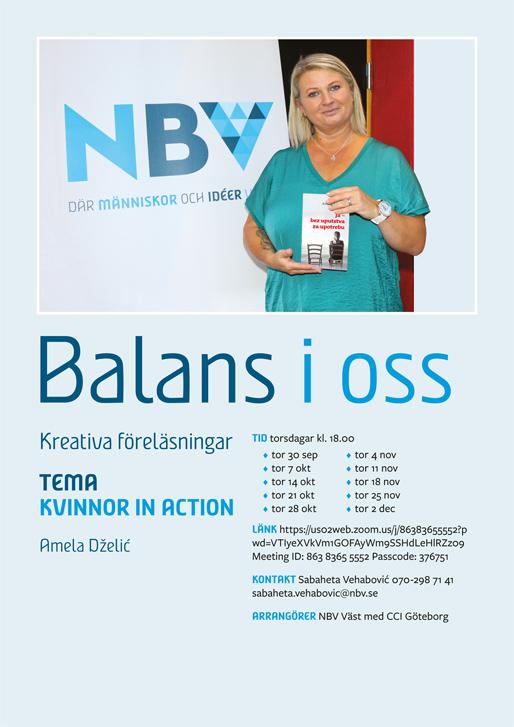 """Kreativa workshops """"Balans i oss"""""""