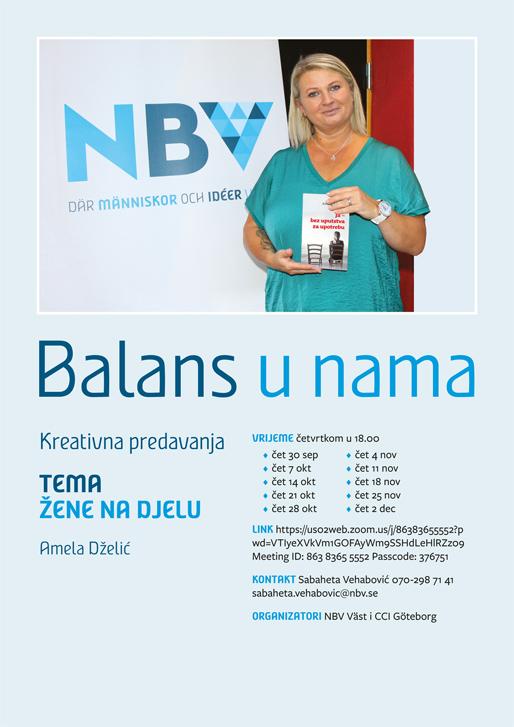 """Kreativne radionice """"Balans u nama"""""""